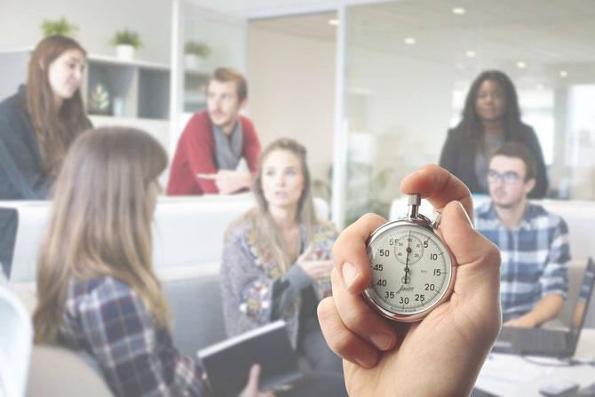 reunion productive et efficace