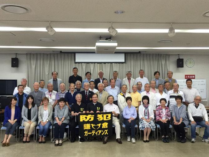 2015/07/05 第6回 鎌倉ガーディアンズ 総会