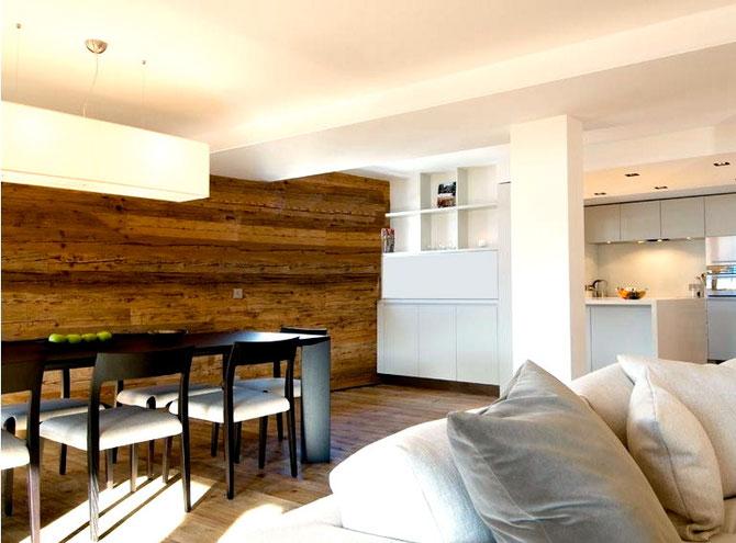 112 mq piano terra appartamento in baita volendo for Produttore di piano terra del punto vendita