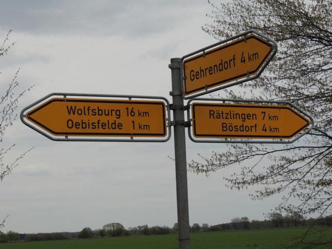 In Oebisfelde sind die Magdeburger- und die Schulstraße bis zum 29.September 2013 gesperrt.