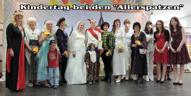 """Die """"Aschenputtel Theatergruppe"""""""