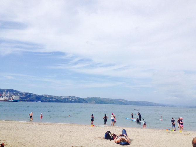 Wellington am Beach