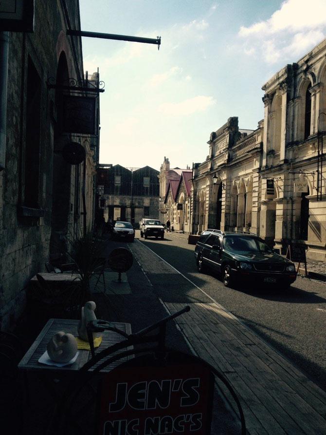 Oamaru Altstadt
