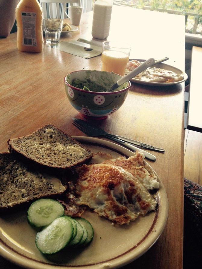 Big Healthy Breakfast