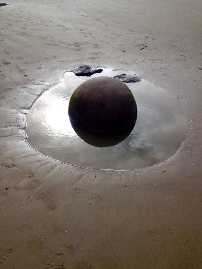 Ein Mond?