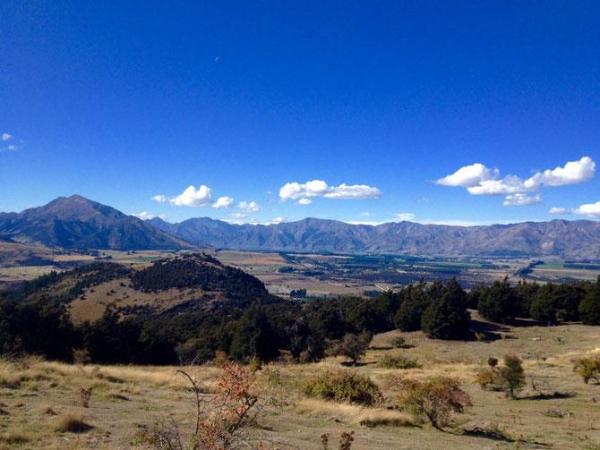 Die Berge wie gemalt - zumindest in live!