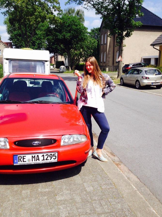 Ich hab mein Auto wieder!
