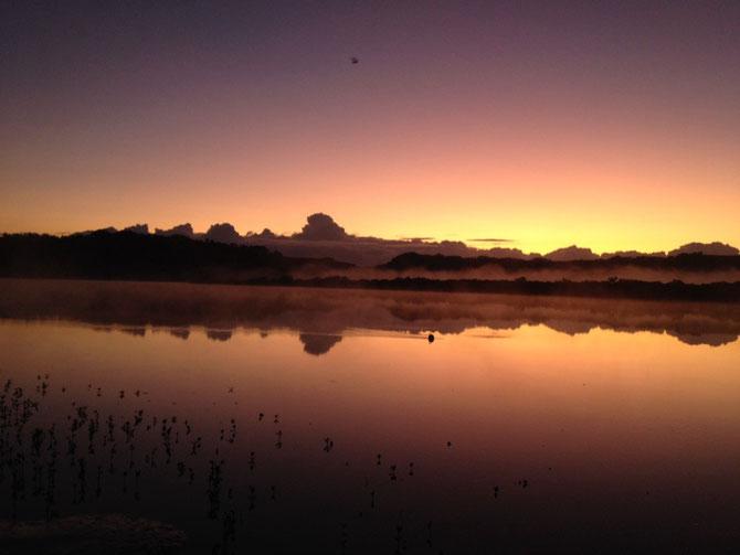 Sonnenaufgang #3