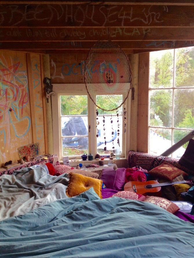 Unser Häuschen & Bettlager