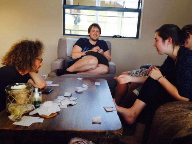 Das verrückte Kartenspiel