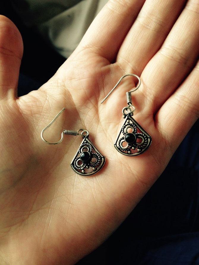 Chloés Ohrringe für mich!