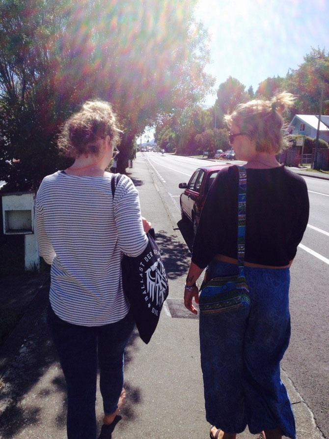Auf zum Markt mit Gianna & Funnay