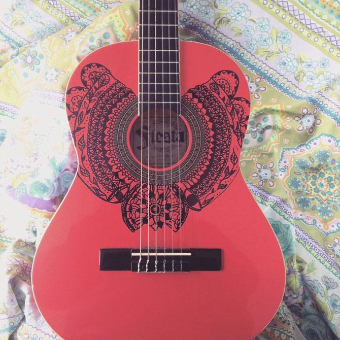 Mein Gitarren Design!