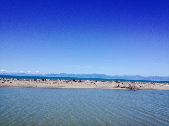 Berge, Strand, Wasser was will man mehr?