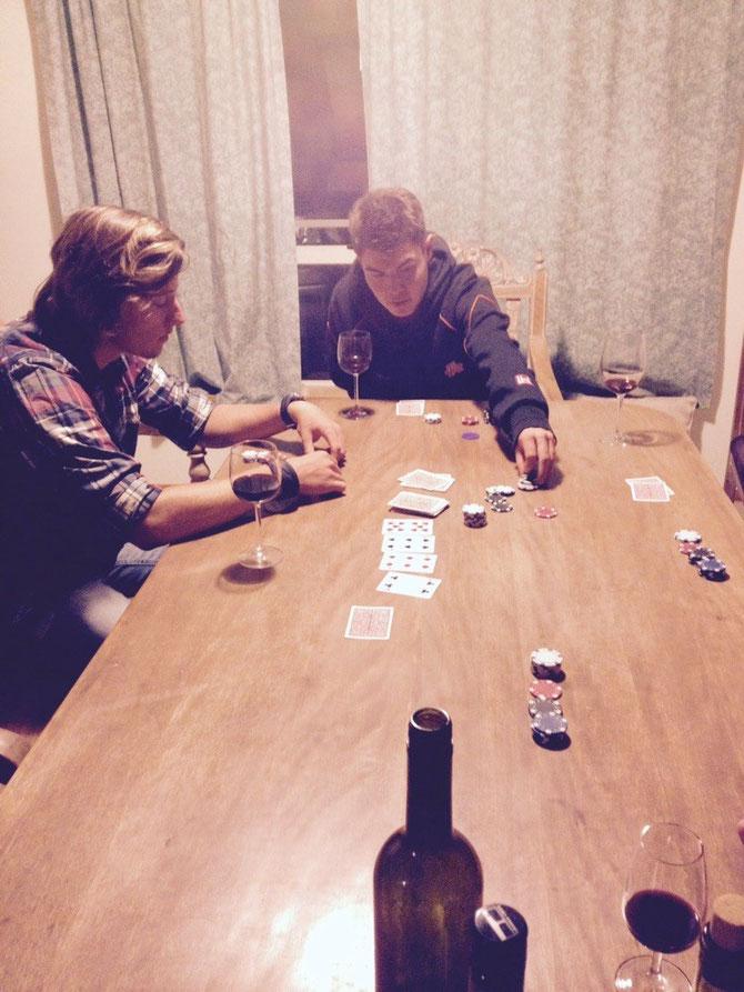 Poker Lernstunde