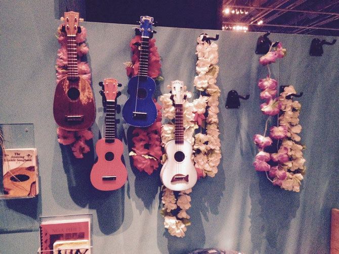 Ukulele Collection - Maori Style
