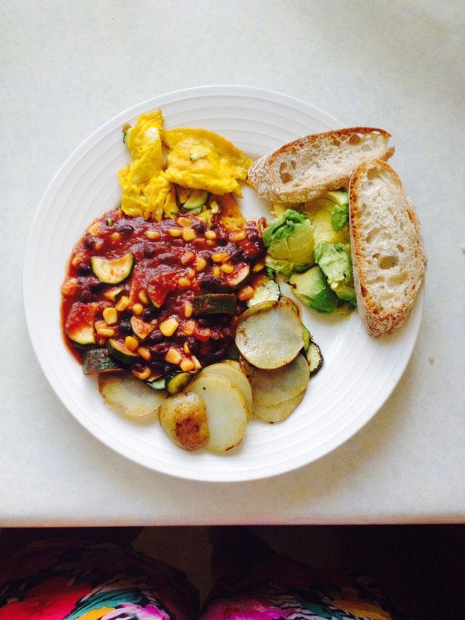 Mittagessen (Eigenkreation)