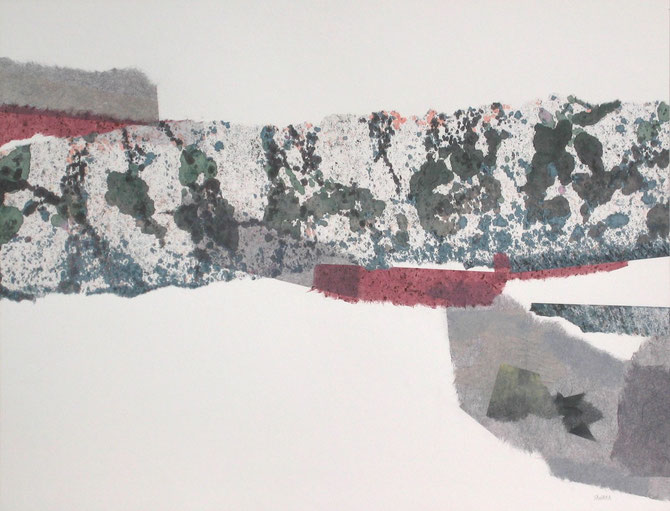 H20C11 Marée. 50 x 65 cm