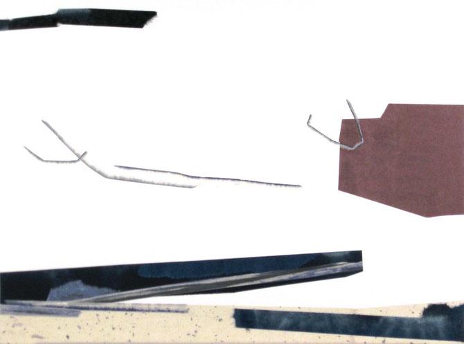 H21C02  Fragment. 60 x 80 cm