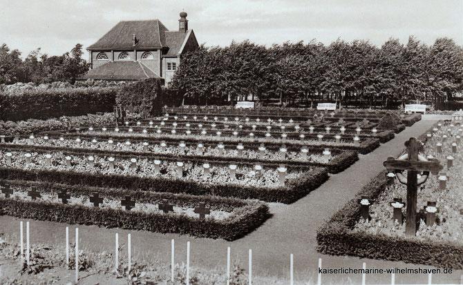 Ehrenfriedhof Wilhelmshaven Garnisonsfriedhof
