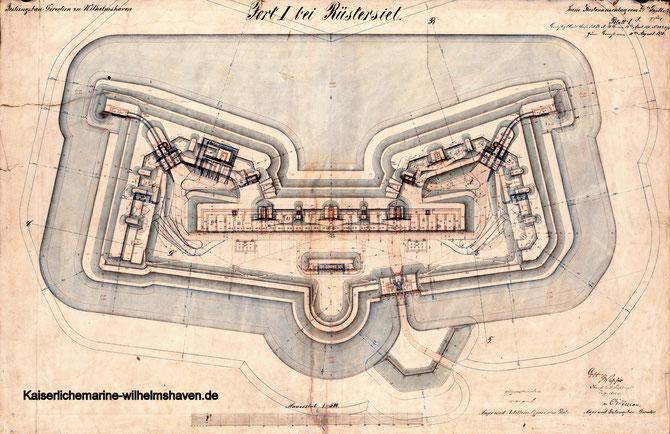 Fort I Rüstersiel Wilhelmshaven