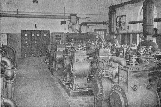Quelle: Jahrbuch der Hafenbautechnischen Gesellschaft, Band 4 1921