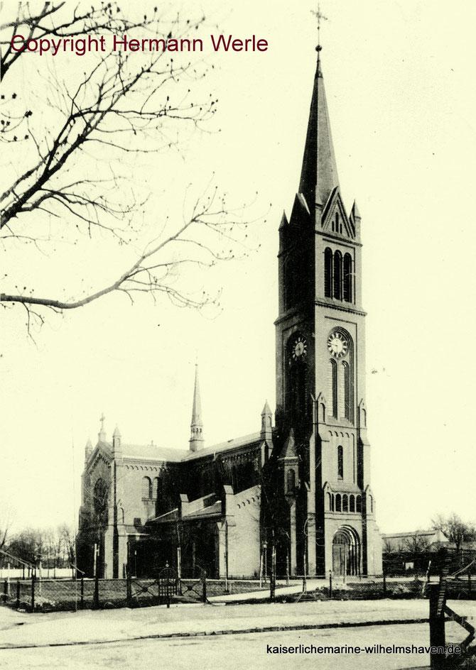 Wilhelmshaven Katholische Garnisonkirche St. Petrus-Kirche