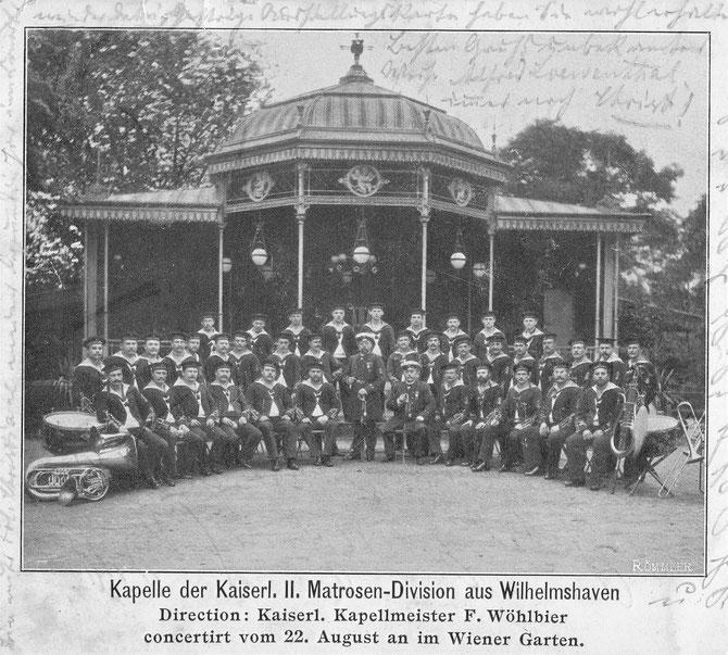 Musikkoprs II. Matrosen-Division Wilhelmshaven