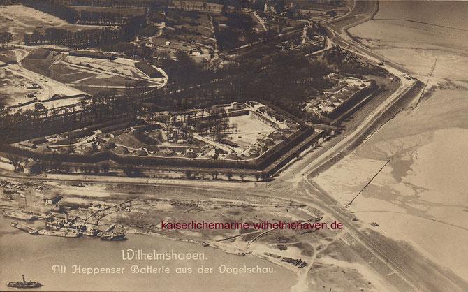 Fort Heppens Wilhelmshaven