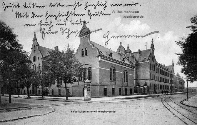 Ingenieur- und Deckoffizierschule Deckoffizier- und Ingenieurschule Wilhelmshaven