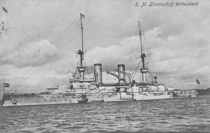 Linienschiff Wittelsbach