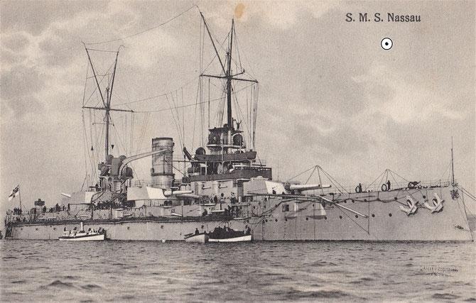 Linienschiff Nassau