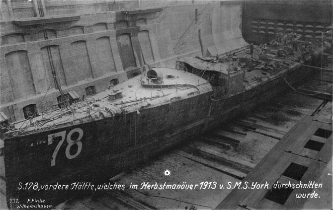 Torpedoboot S 178 Wilhelmshaven