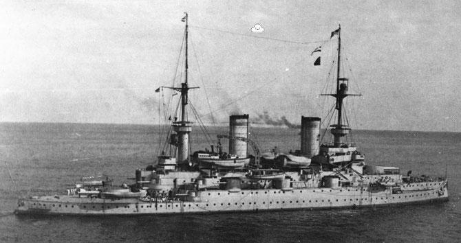 Linienschiff Kaiser Wilhelm II