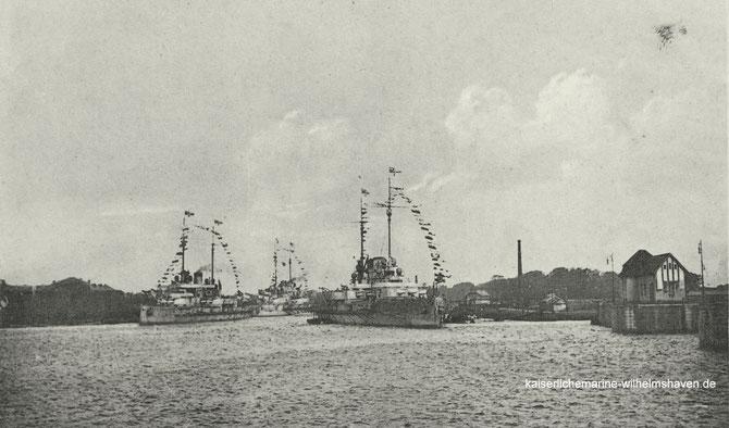 Nordhafen Wilhelmshaven
