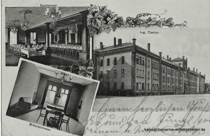 Stadtkaserne Kasernen Kaserne Wilhelmshaven Rheinstraße