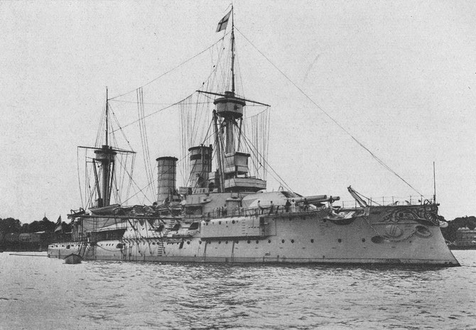 SMS Kurfürst Friedrich Wilhelm