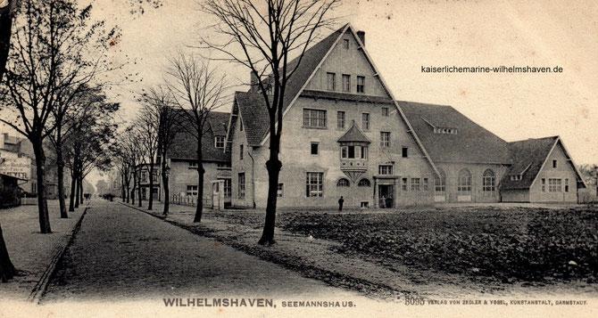 Seemannshaus Wilhelmshaven