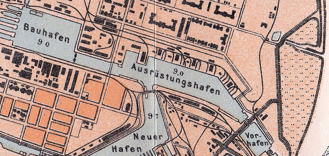 Ausrüstungshafen Wilhelmshaven