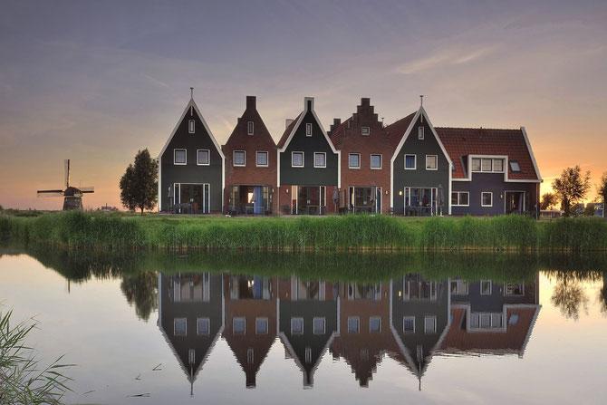 654. Huisje Marinapark Volendam (4395-4399)