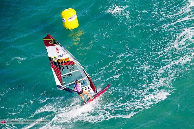 maria andres mariandres girl windsurf women windsurfing alacati pwa slalom