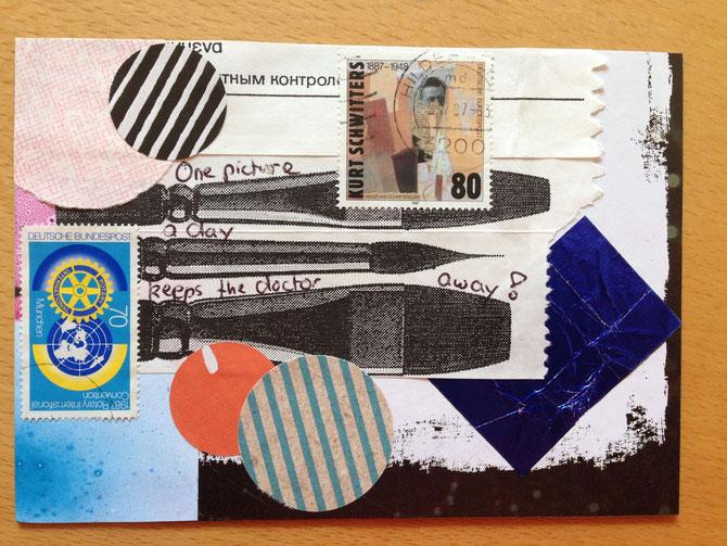 Postkarte Nr. 1