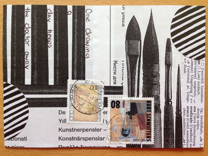 Postkarte Nr. 6