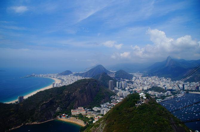 A cidade maravilhosa - Das wirklich wunderbare Rio de Janeiro ♥