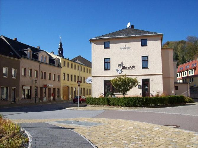website kronsegler uhr watch company firma glashütte