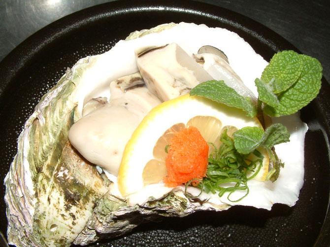 岩牡蠣プラン