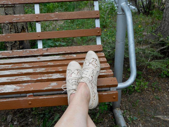 Yup, here I am sittin!