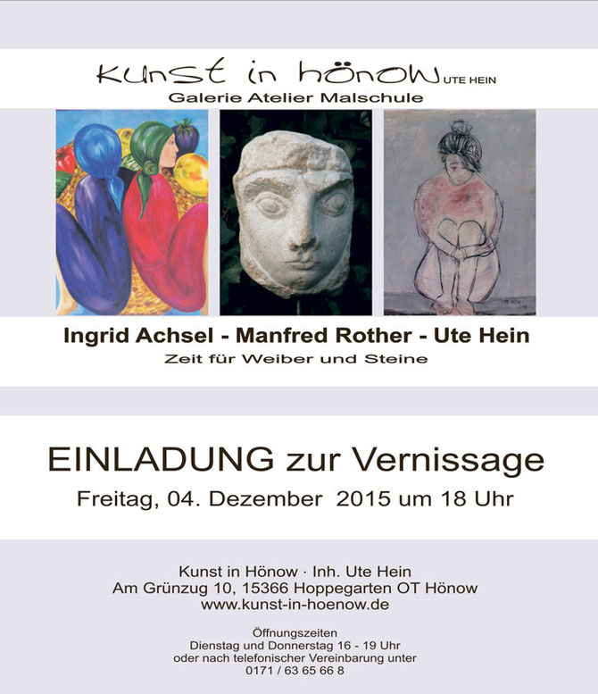 Ingrid Achsel, Kunst, Malerei, Acryl,