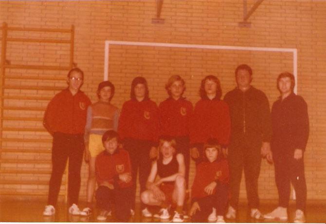 Boxclub SSV 13/56 Vogelheim gegründet 1962