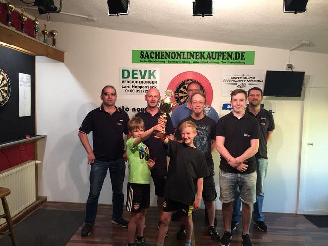 Basil Brunner, Danny Pitschke, Stephan Schaak, Maik Thielicke, Sören Veith, Yves Wawrzyniak